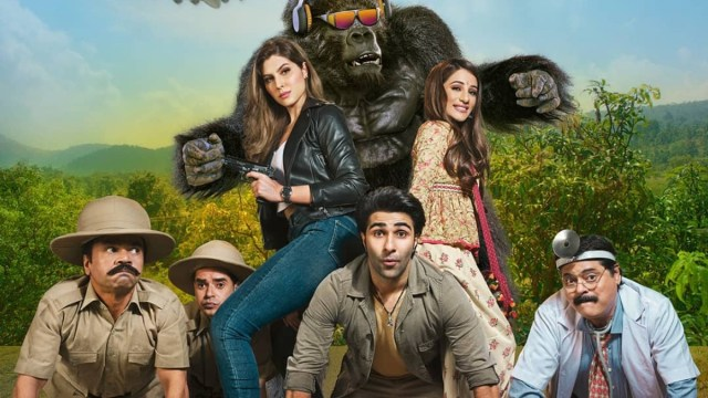 Hello Charlie Review: Adar Jain comedy drama lacks humour
