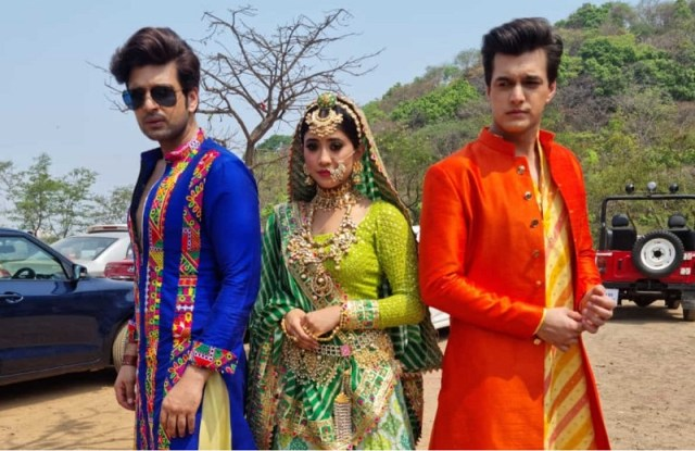 Shivangi Joshi, Mohsin Khan & others  to resume shoot for YRKKH at Silvassa