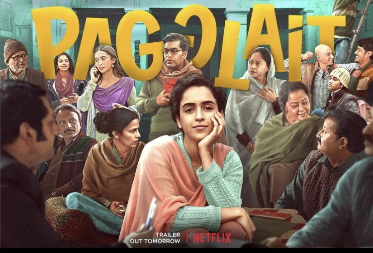 """Sanya Malhotra's """"Pagglait"""": One's Death Birthed Another's Life"""