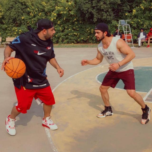 Badshah and Amardeep Phogat team up for a song