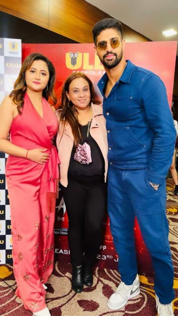 Actor Tanuj Virwani shares his experience of working with producer Chitra Vakil Sharma and director Nivedita Basu