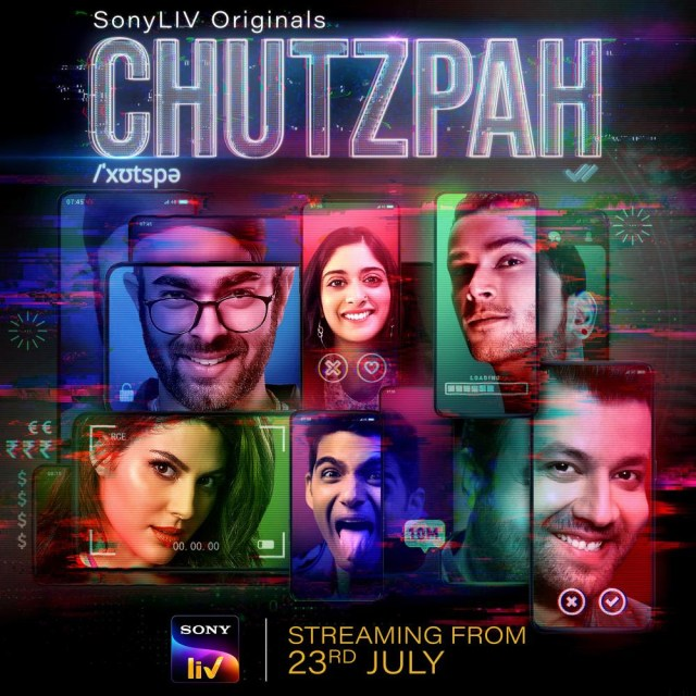 Unleash your Chutzpah with SonyLiv and Maddock Outsider!