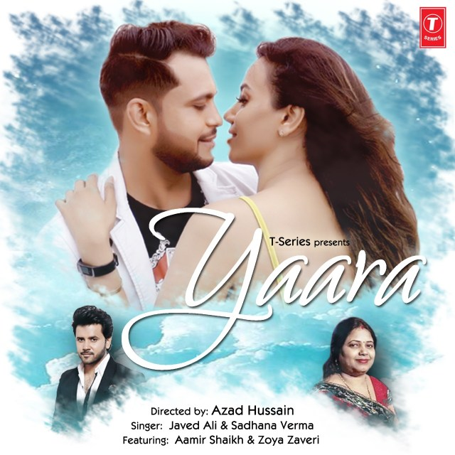 Javed Ali and Sadhana Verma's voice enthralled the audience with 'Yaara'