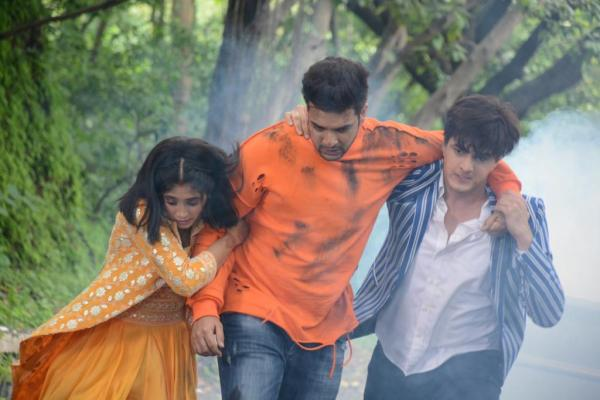 'Yeh Rishta Kya Kehlata Hai': Ranveer and Sirat are in a car accident