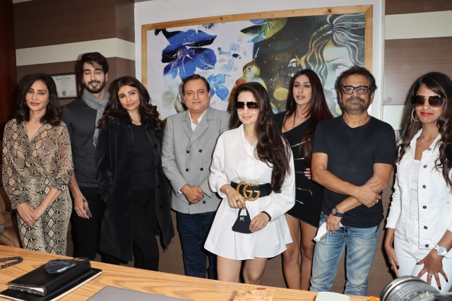 """Arjun Rampal, Daisy Shah and Ameesha Patel to team up for """"Mystery of Tattoo"""" Film"""