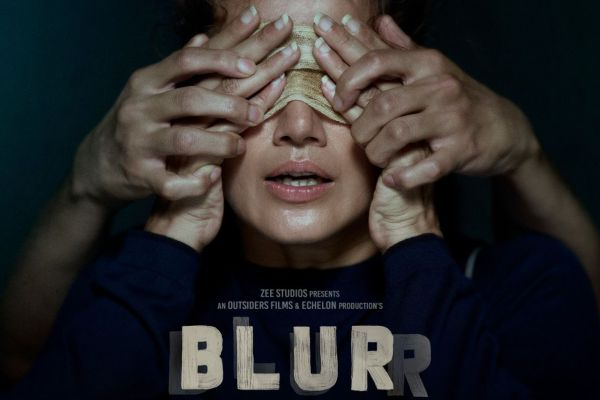 Taapsee Pannu shares first look of 'Blurr'
