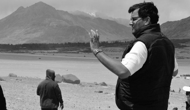 'Shamshera is a visual extravaganza with complexed human emotions' : says director Karan Malhotra