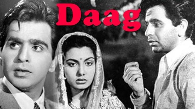 Dilip Kumar - Daag
