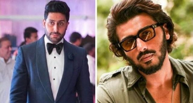 Arjun Kapoor replaces Abhishek Bachchan as second lead in 'Ayyappanum Koshiyum' remake