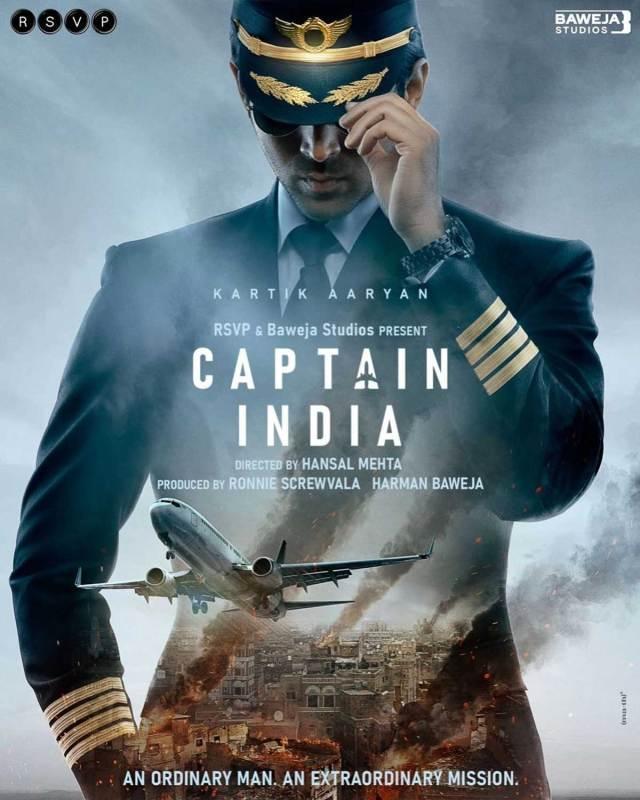 Captain India