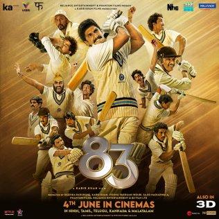 83 Film Poster