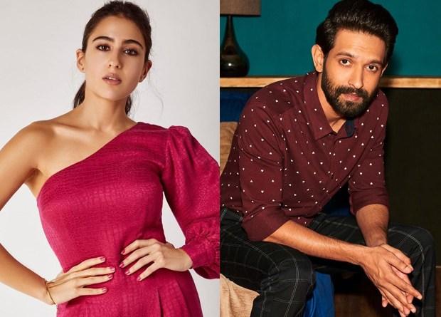 Sara Ali Khan and Vikrant Massey starrer gets titled 'Gaslight'