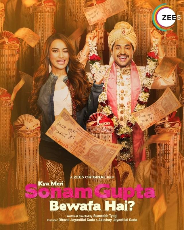 Zee 5 Global announces 'Kya Meri Sonam Gupta Bewafa Hai'