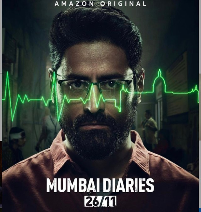 'Mumbai Diaries 26/11': Mohit Raina pays a poetic tribute to frontline workers through a unique animated video