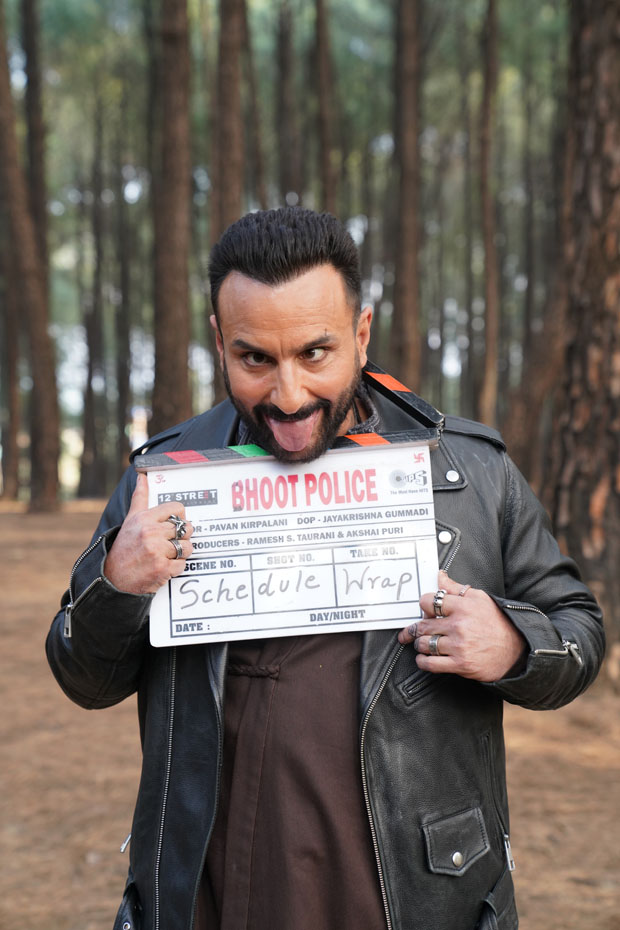 Bhoot Police: This goofy expression of Saif Ali Khan will make you laugh