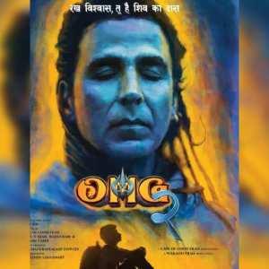 Akshay Kumar stuns everyone in Shiva avatar for Oh My God 2!
