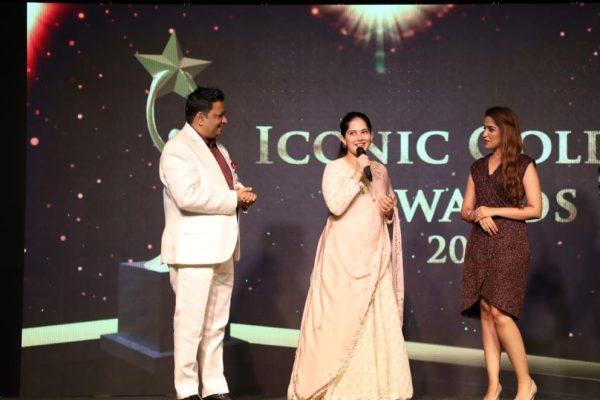 Iconic Gold Awards