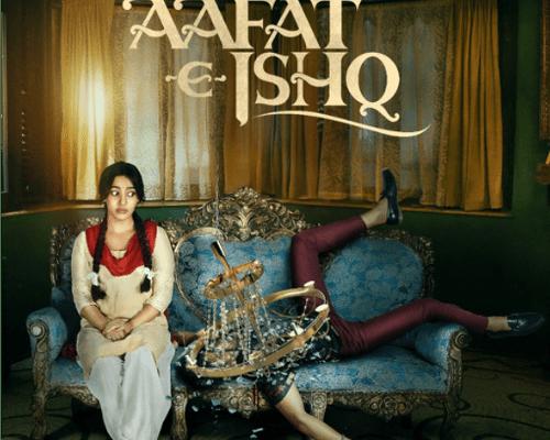 Zee5 Glabal drops the trailer of Zee5 'Aafat-E-Ishq'