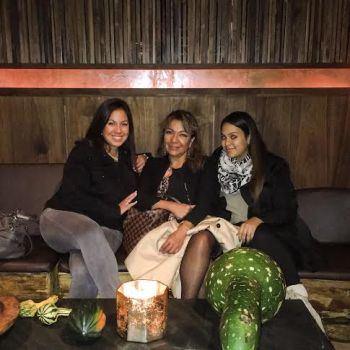 Mother and Sister at Butter Restaurant | URBAN BAKES