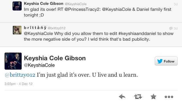 keyshia cole tweets