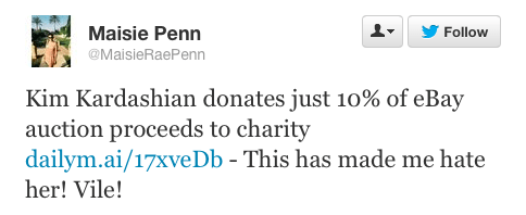 kim slammed for charity 3
