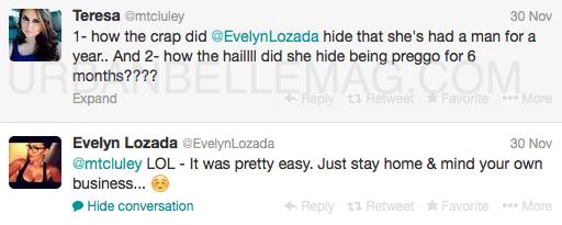 evelyn lozada twitter