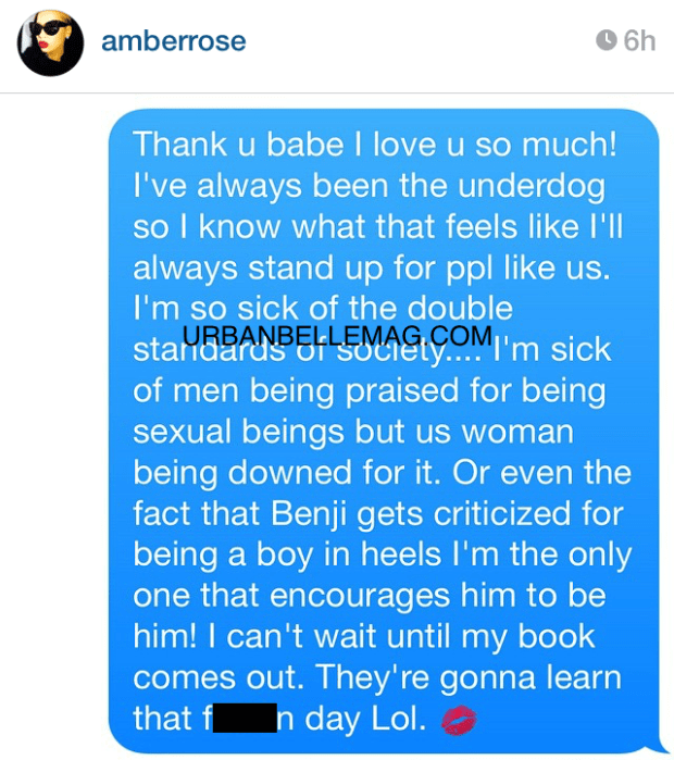 amber rose instagram 3