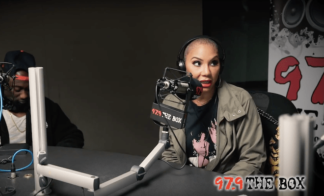 tamar braxton talks about iyanla