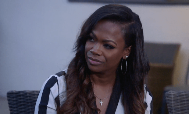 kandi and porsha argue
