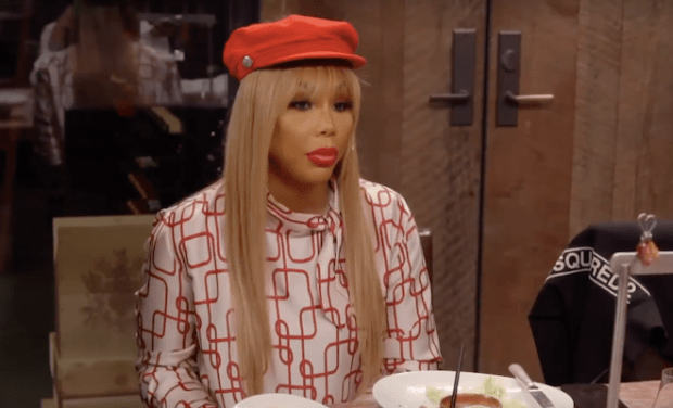 Tamar And Traci Beef