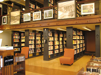 Partners In Preservation Vote For The Brooklyn Public Library