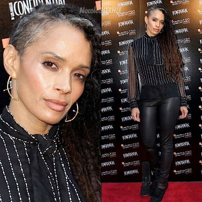what do you think of lisa bonet s new do