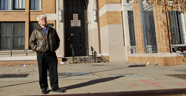 Robert Hall of the Bronx Household of Faith, which led a court challenge. (Mary Altaffer/Associated Press)