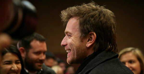 """Ewan McGregor attends """"Last Days In The Desert"""" Premiere during the 2015 Sundance Film Festival at the Eccles Center Theatre on January 25, 2015 in Park City, Utah. (Chelsea Lauren/Getty Images North America)"""