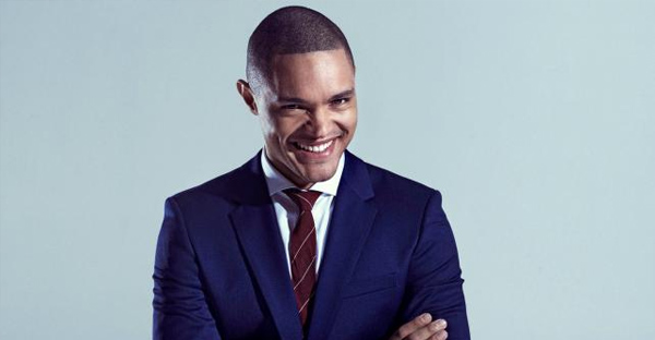 Comedian Trevor Noah in an undated photo. REUTERS/COURTESY COMEDY CENTRAL