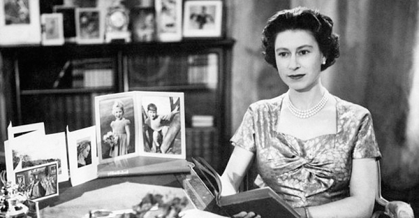 The first televised Queen's Speech (Photo: PA)
