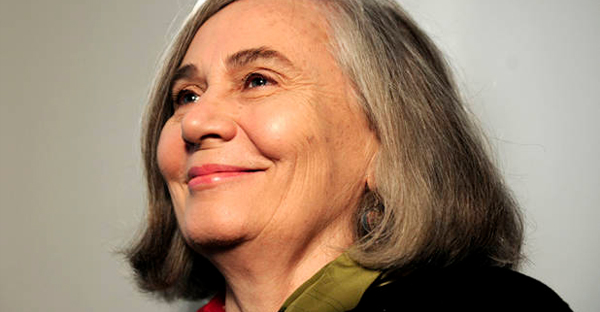 Marilynne Robinson (Credit: Reuters/Dylan Martinez)