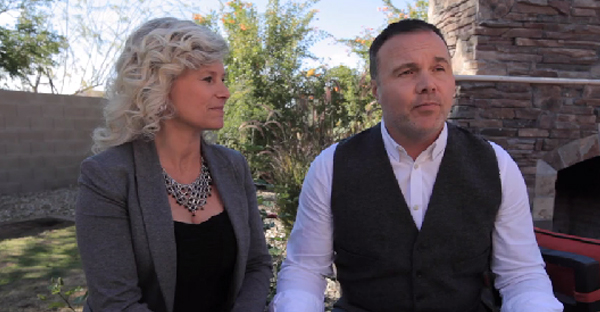 Mark and Grace Driscoll (Screenshot: thetrinitychurch.com)