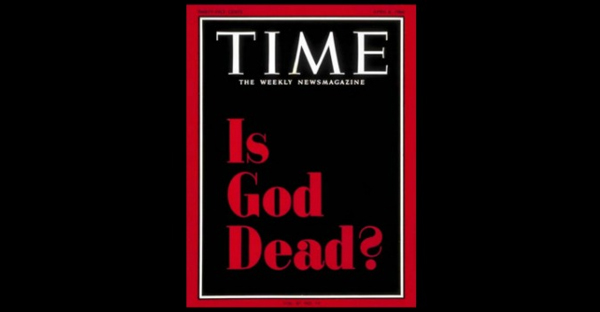 TIME magazine's cover from April 8, 1966.