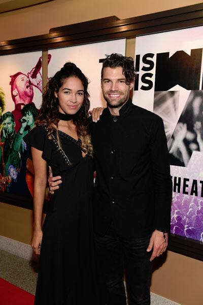 for KING & COUNTRY's Joel Smallbone & Moriah Peters