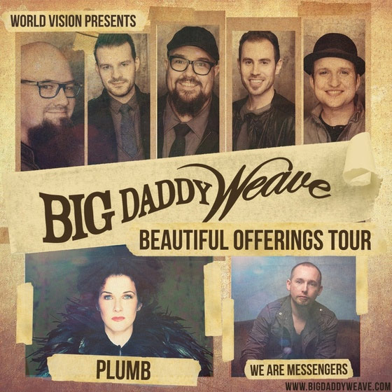big-daddy-weave-beautiful-offerings-tour-2016
