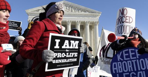 At the Supreme Court in 2014. (Photo: Susan Walsh, AP)