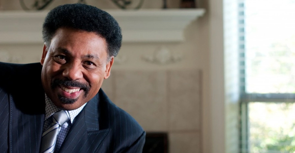 The Rev. Tony Evans, pastor of Oak Cliff Bible Church in Dallas. (Photo courtesy Tony Evans)