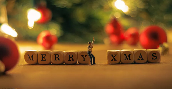 Merry Xmas! (Tobi Firestone/flickr)