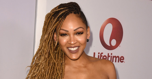"""Meagan Good attends """"Love By The 10th Date"""" Red Carpet Screening & Panel Event at The London West Hollywood on January 23, 2017 in West Hollywood, California. (Joshua Blanchard/Getty Images North America)"""