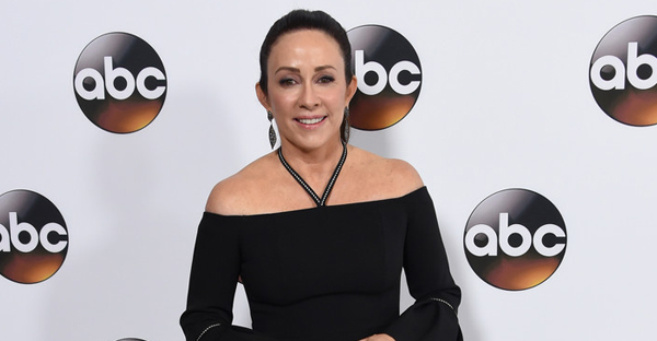 Patricia Heaton arrives at the Disney ABC Television group Winter TCA Press Tour at the Langham Huntington Hotel in Pasadena, California on January 10, 2017. (AFP / CHRIS DELMAS)