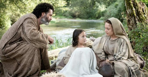 A scene from 'The Young Messiah.' (Credit: Image courtesy Focus Features)