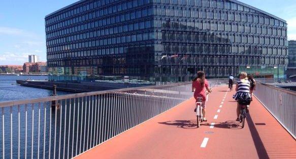 Mobiliteit in Kopenhagen bekeken door de bril van gedragsverandering