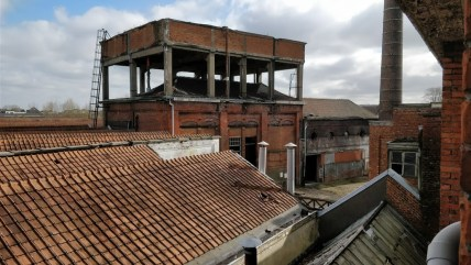 Saffre-frères fabriek Oudenaarde