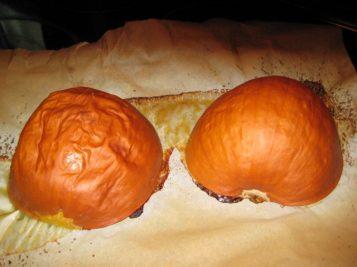 IMG_2242 Roasting Pie Pumpkin